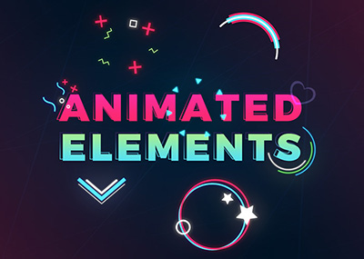Animated Elements
