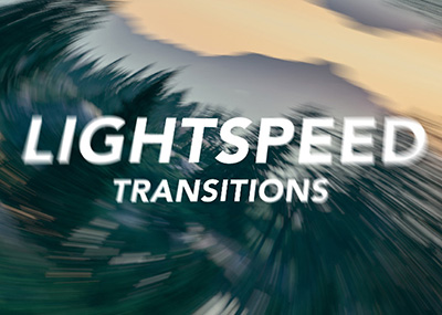 Lightspeed Transitions